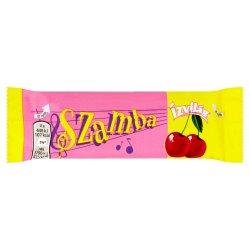 Szamba čokoláda cherry 25 g