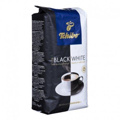 Tchibo Black & White Zrnkova kava 1 kg
