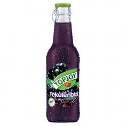 Top Joy nealkoholický nápoj čierne ribezle  250 ml