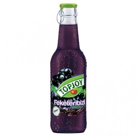 Topjoy nealkoholický nápoj čierne ribezle  250 ml
