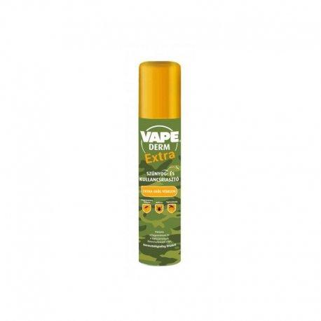 Vape Derm Extra proti komárom, klieštom 100 ml