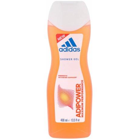 Adidas dámsky sprchový gél Adipower 400 ml