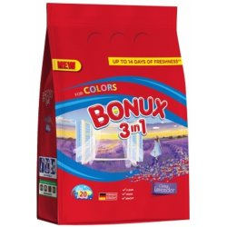Bonux Levandula Prací Prášok 20 praní 1,5kg