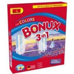 Bonux Color Prací Prášok Levandula 4 praní 300g