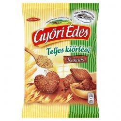 Gyori Edes  krehké ovsené sušienky - Celozrné kakaove 180 g