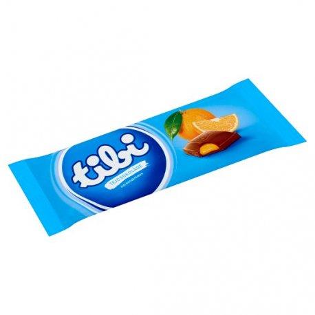 Tibi čokoláda mliečna - pomaranč 100 g