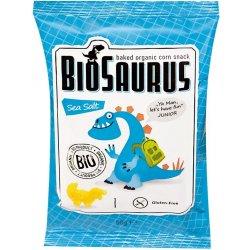 Biosaurus BIO chrumky slané 50g