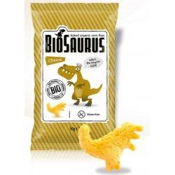 Biosaurus so syrom bezgluténové chips 50g