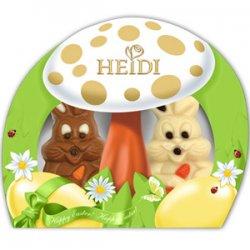Heidi Velkonočný zajac z mliečnej čokolády 40 g