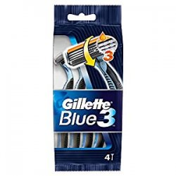 Gillette Blue 3 Holiaci strojček 6 ks