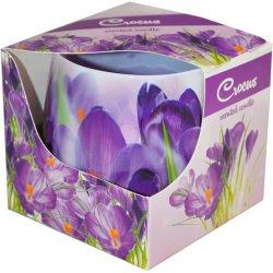 Sviečka voňava Crocus spring collection 100 g