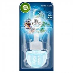 Air Wick Fresh Tekutá náplň do elektrického prístroja Life scents turquise oasis 19 ml