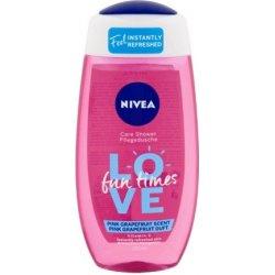Nivea dámsky sprchový gél Love Fun Times 250 ml