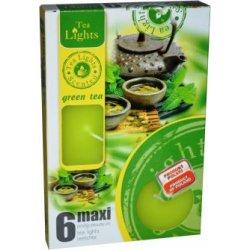 Admit Tea lights Green tea 6x12g