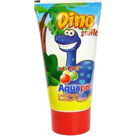 Dino zubná pasta detská tuti-fruti 60 g