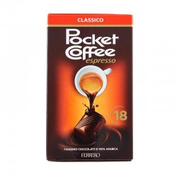 Ferrero Pocket Coffee 18 ks 225 g