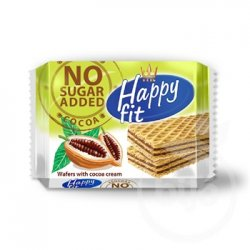 Happy fit napolitanka no sugar added cocoa 95 g