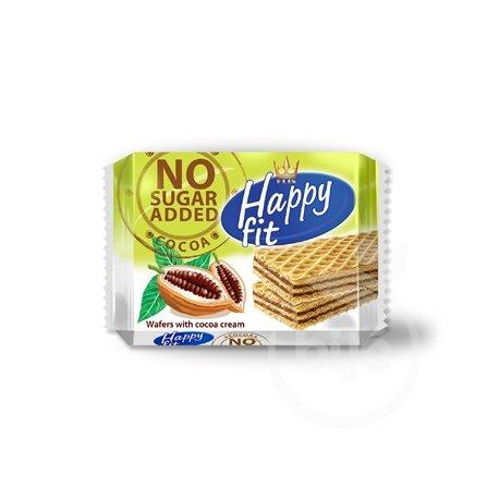 Happy fit napolitanka no sugar added cocoa 95 g