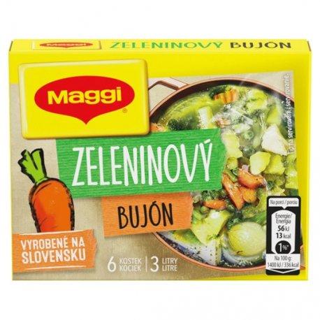 Maggi bujón zeleninový 66g