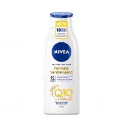 Nivea teľové mlieko Firming Q 10 + C vitamin  400ml