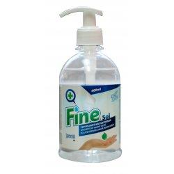 Well Done antiseptický ručný čistič náplň  400ml