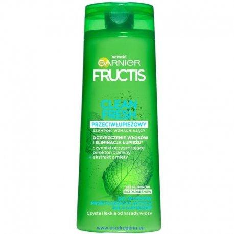 Garnier Fructis Šampón proti lupinám na vlasy 400ml