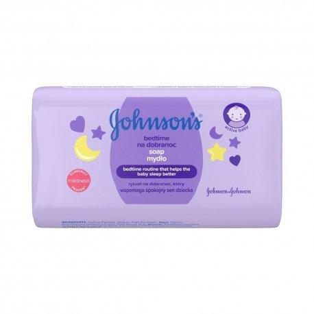Johnson's Baby Wash and Bath mydlo pre dobrý spánok 100 g