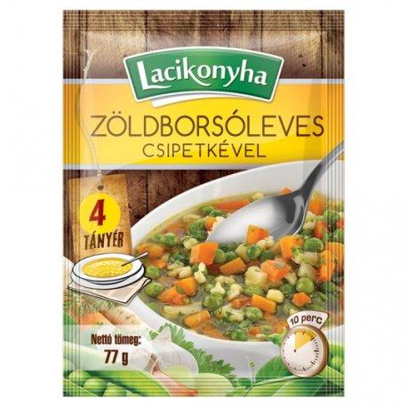 Lacikonyha polievka hrášková 77g