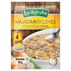 Lacikonyha Polievka Pečeňové knedličky s rezancami vrecko 64 g