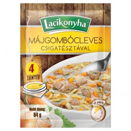 Lacikonyha Polievka Pečeňové knedličky s rezancami vrecko 55 g