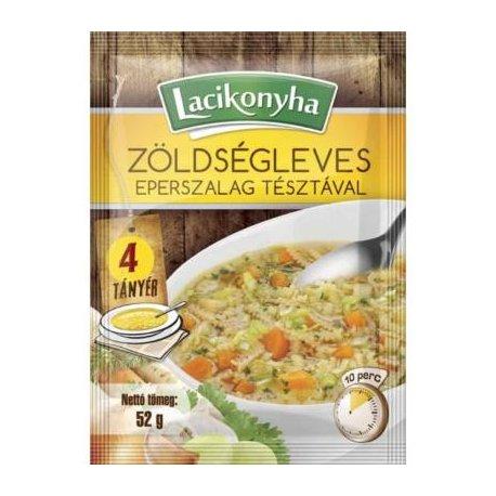 Lacikonyha polievka zeleninová 52g