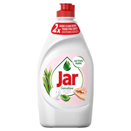 Jar Sensitive Vôňa Aloe Vera & Pink Jasmin  450 ml