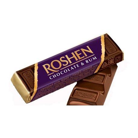 Roshen Chocolate Rum 43 g