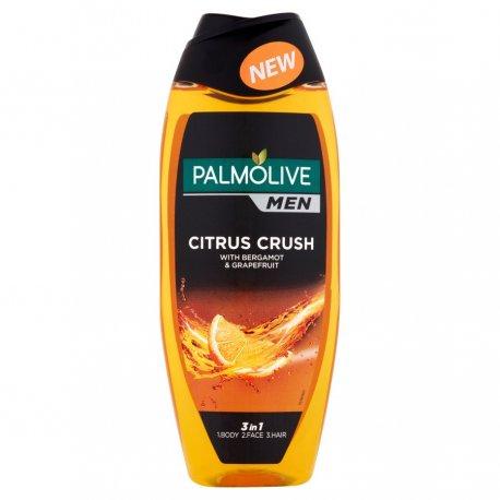 Palmolive Men Citrus Crush 3 v 1 sprchový gél na telo, tvár a vlasy 500ml