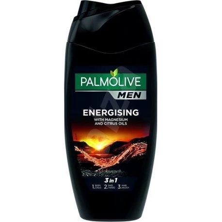 Palmolive Men Energising 3 v 1 sprchový gél pre telo, tvár a vlasy 250 ml