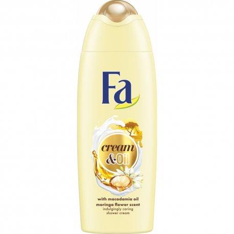Fa dámsky sprchový gél  - Cream Oil macadamia  250ml
