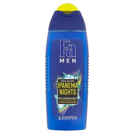 Fa Men sprchovací gél Brazilian Vibes Ipanema Nights 250ml