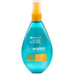 Garnier Ambre Solaire UV Water Sprej na opaľovanie OF20 150ml