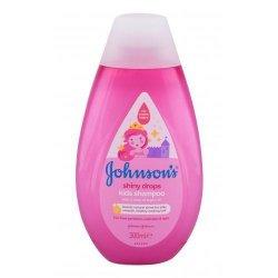 Johnson´s Baby Shiny Drops šampón na všetky typy vlasov 500ml