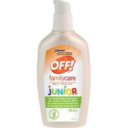 OFF Family Care Junior gel 100ml