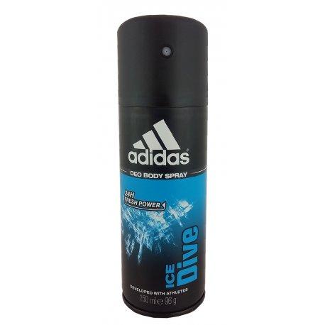 Adidas deodorant 150ml Ice dive 48h