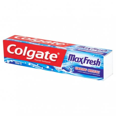 Colgate Max Fresh Cooling Crystals 125ml
