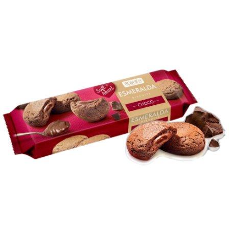 Roshen Esmeralda Kakaové sušienky s kakaovým krémom 170g