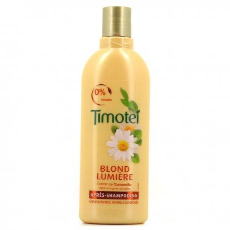Timotei Zlaté pramene kondicionér pre blond vlasy 300 ml