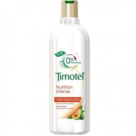 TIMOTEI Nutrition Intense kondicionér na poškodené vlasy 300ml