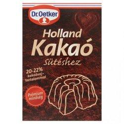 Dr.Oetker Holandský kakaový prášok 70g
