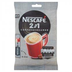 NESCAFÉ 2in1, instantná káva, 10 vrecúšok x 8 g