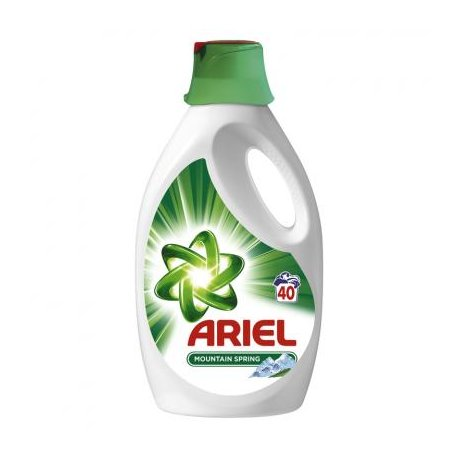 Ariel Mountain Spring gél na pranie 2,2 l 40 PD