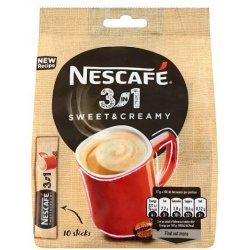 Nescafé 3v1  sweet creamy  10x17g