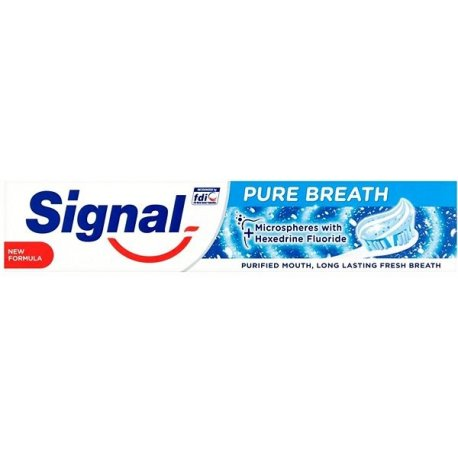 Signal Pure Breath zubná pasta 75 ml
